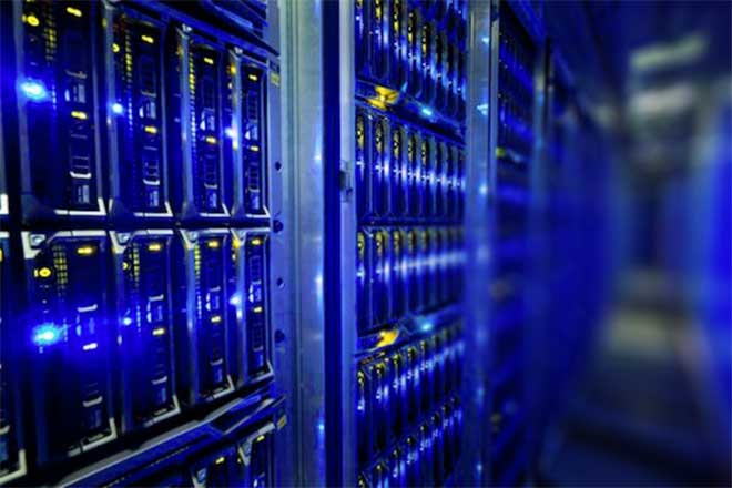 Triton partners with world-class data centers for efficient cloud computing solutions